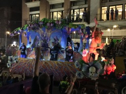 Krewe of Proteus Float