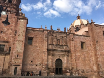 Zacatecas Cathedral